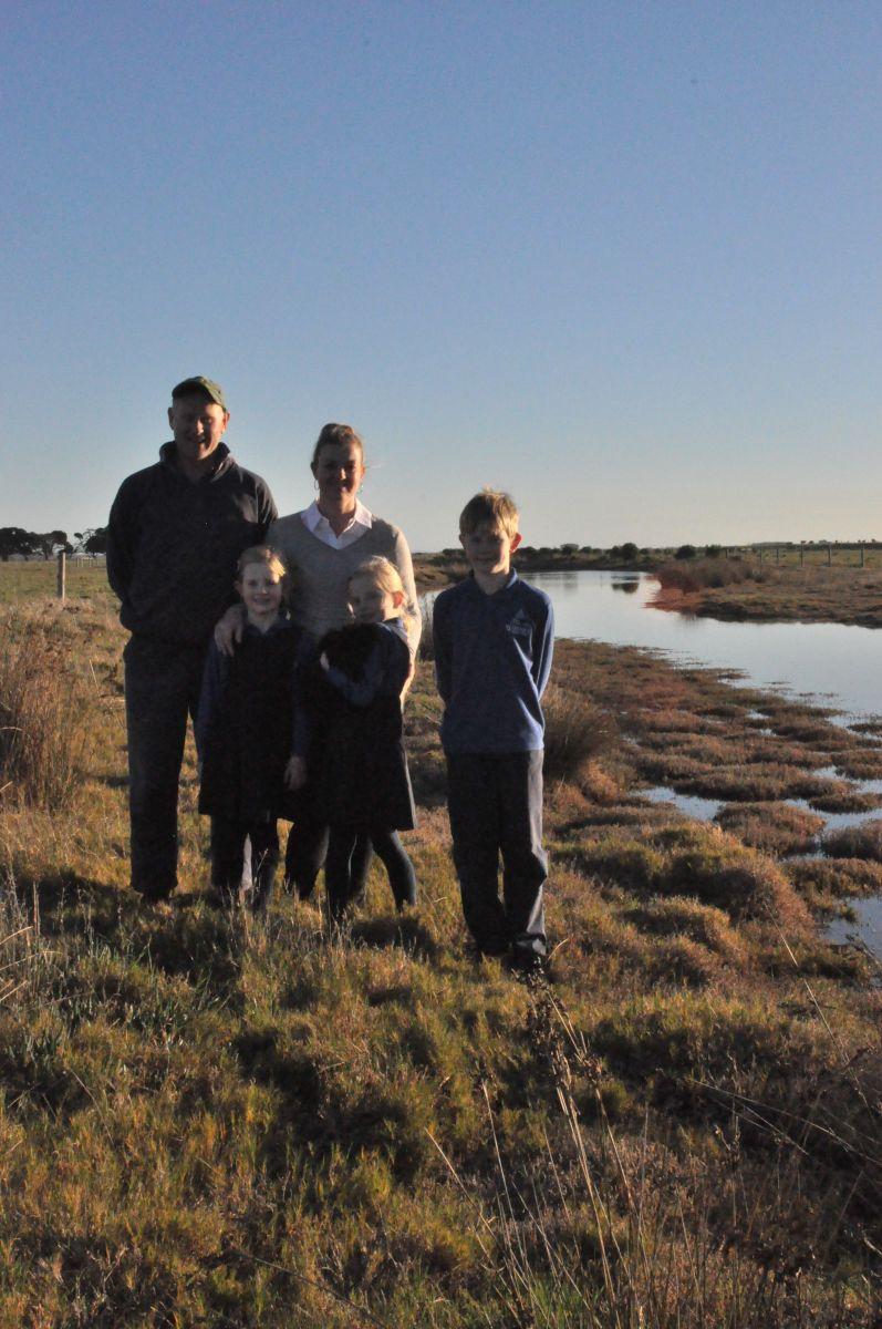 Natural Environment Award: Yarram Yarram Landcare Network - Coastal Saltmarsh Protection Project