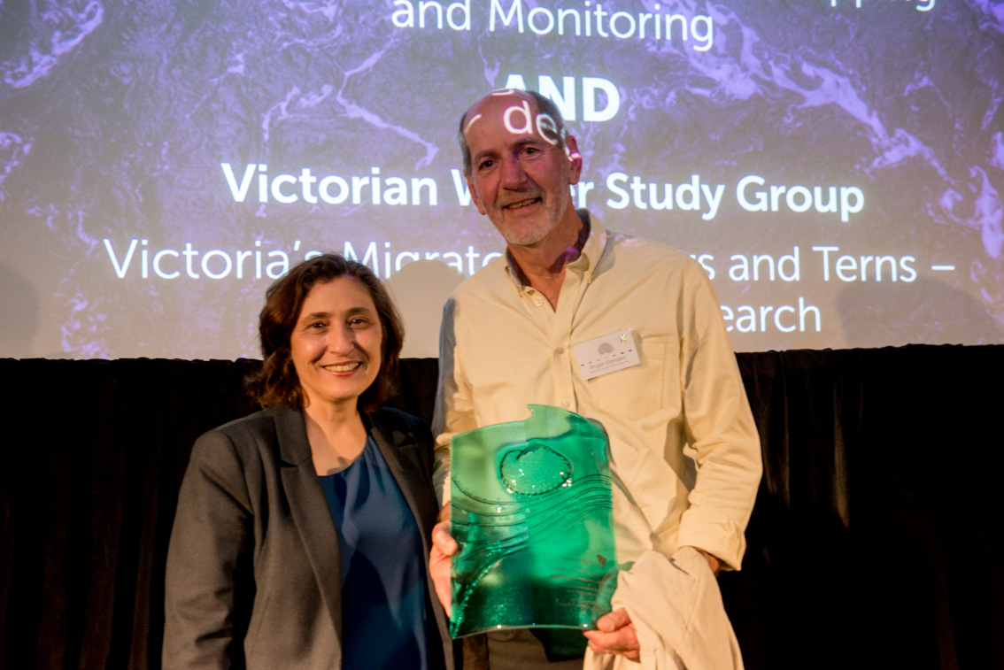 Partnerships in Research and Monitoring - joint winner