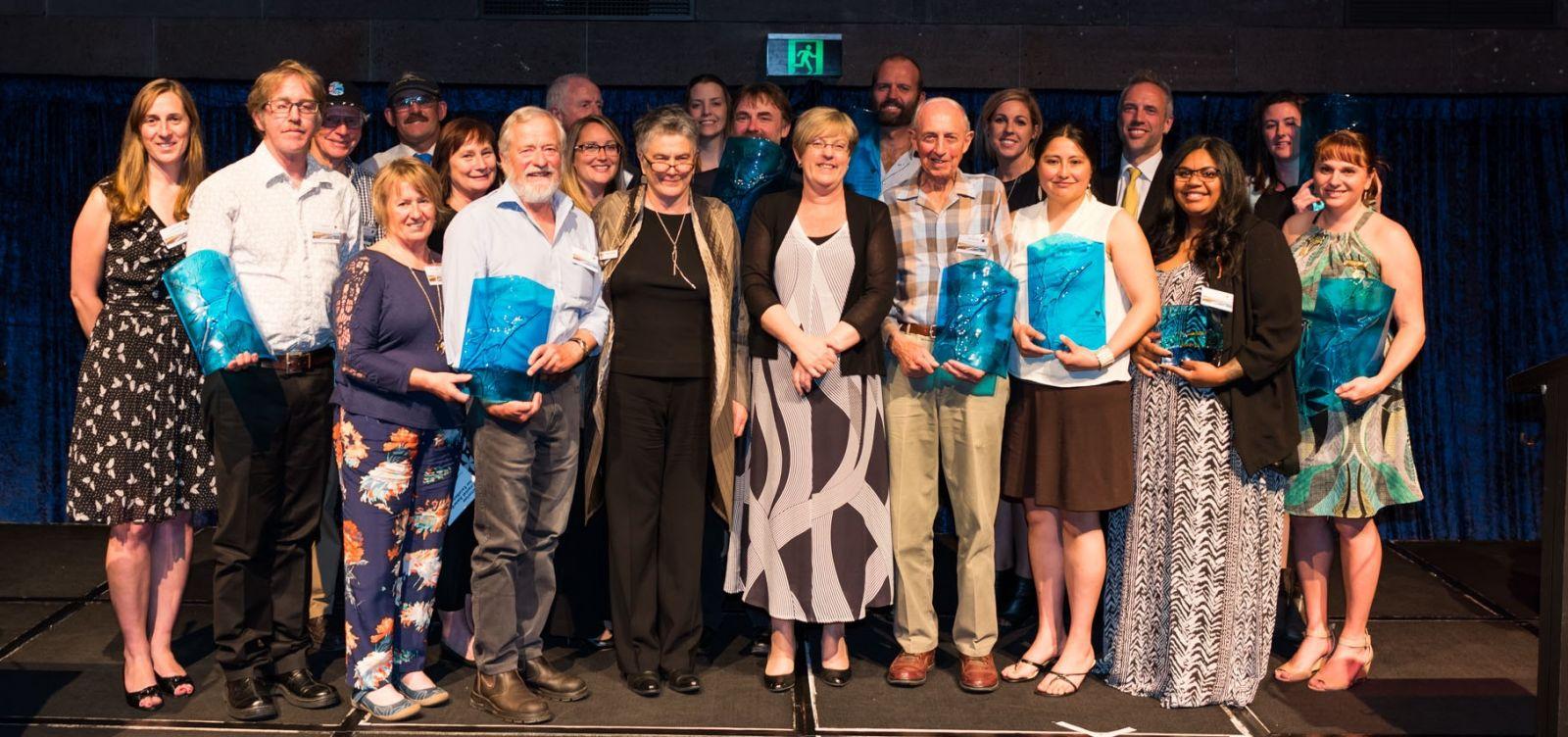 2015 Victorian Coastal Award winners