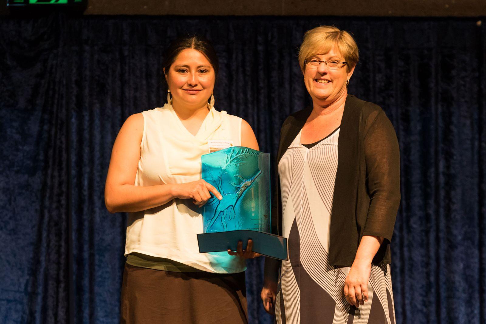 VMSC Postgraduate Marine Research Award: Marlenne Rodriguez-Malagon