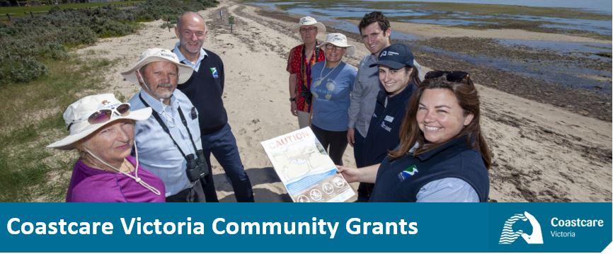 Coastcare Victoria Community Grants 2020
